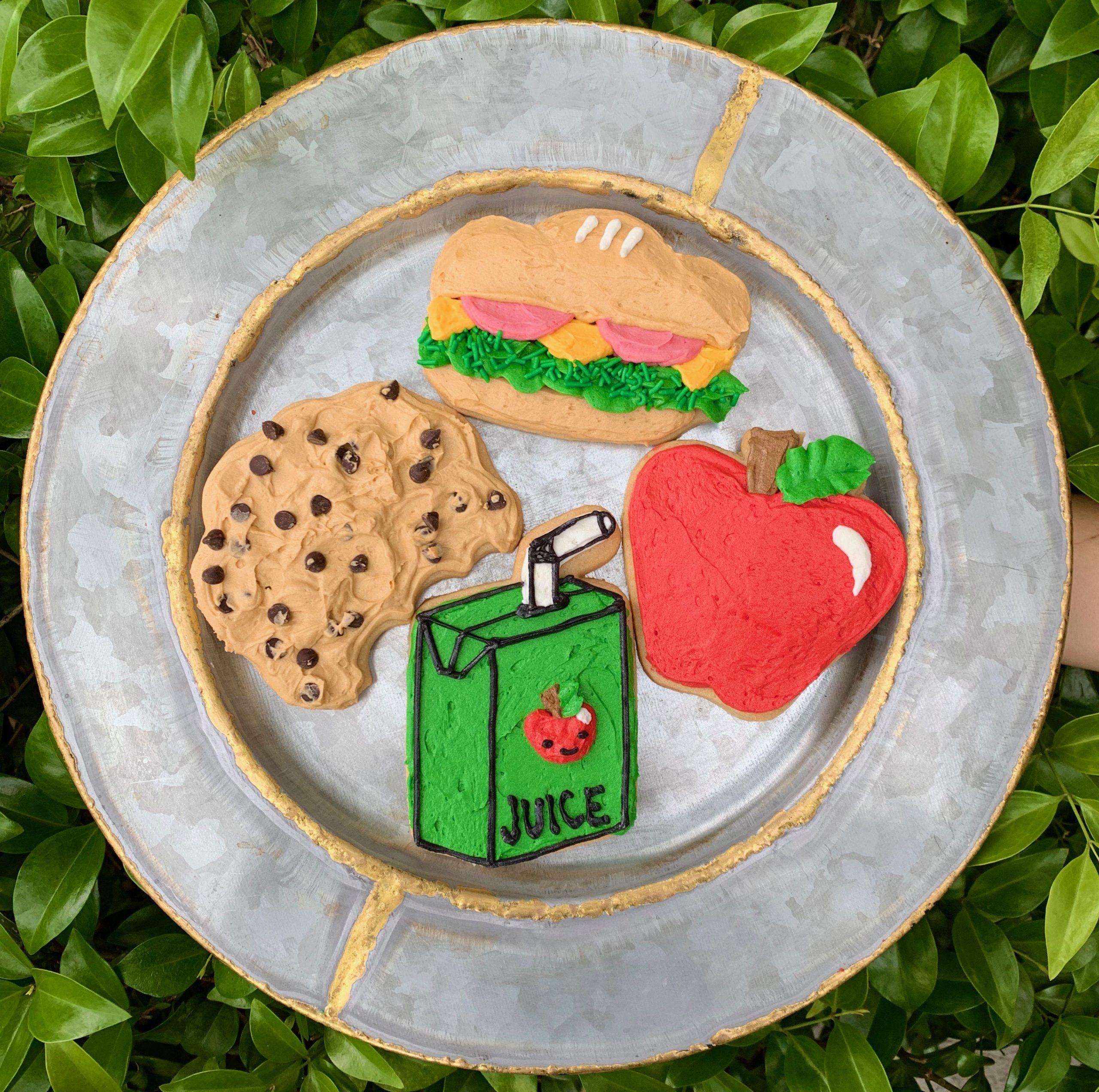 Week 5: Lunchbox Cookie Decorating